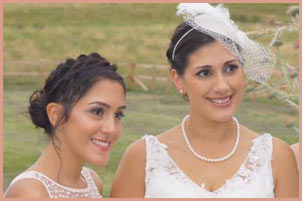wedding-make-up worcestershire