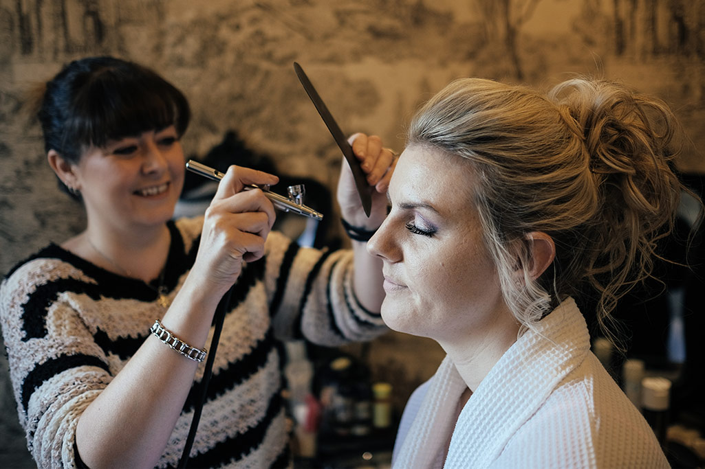 wedding makeup service worcester