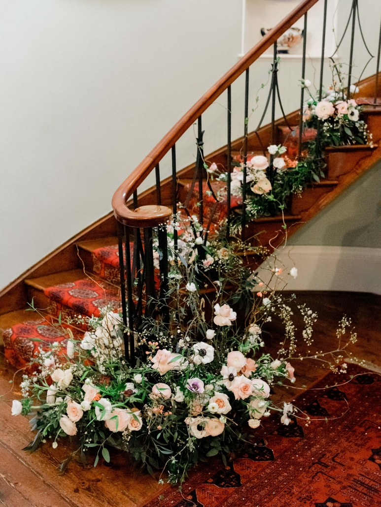 Homme House styled bridal shoot