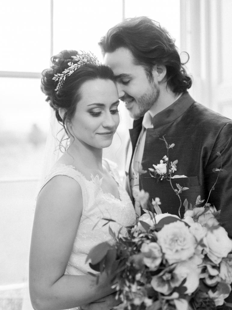 wedding makeup Ledbury