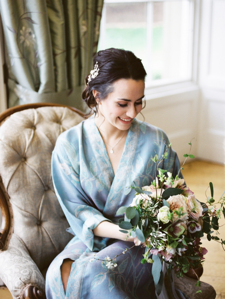 wedding day makeup worcester