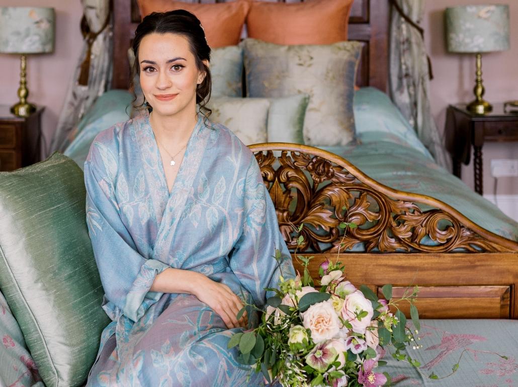 Natural wedding makeup Worcester